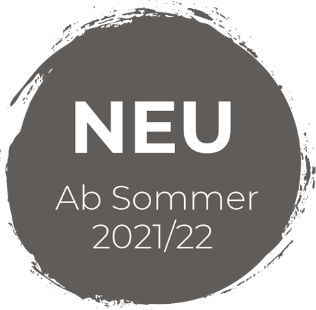 Neu ab Winter 2020/21